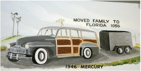 Dr Snider move to florida 1956