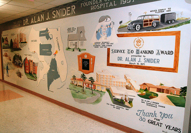 The Life & Times of Dr. Alan J.  Snider